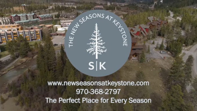 Drone Video of The New SeasonsLocation