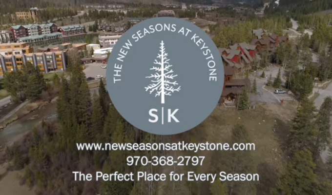 Drone Video of The New Seasons Location