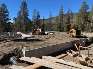 The New Seasons at Keystone Construction Update
