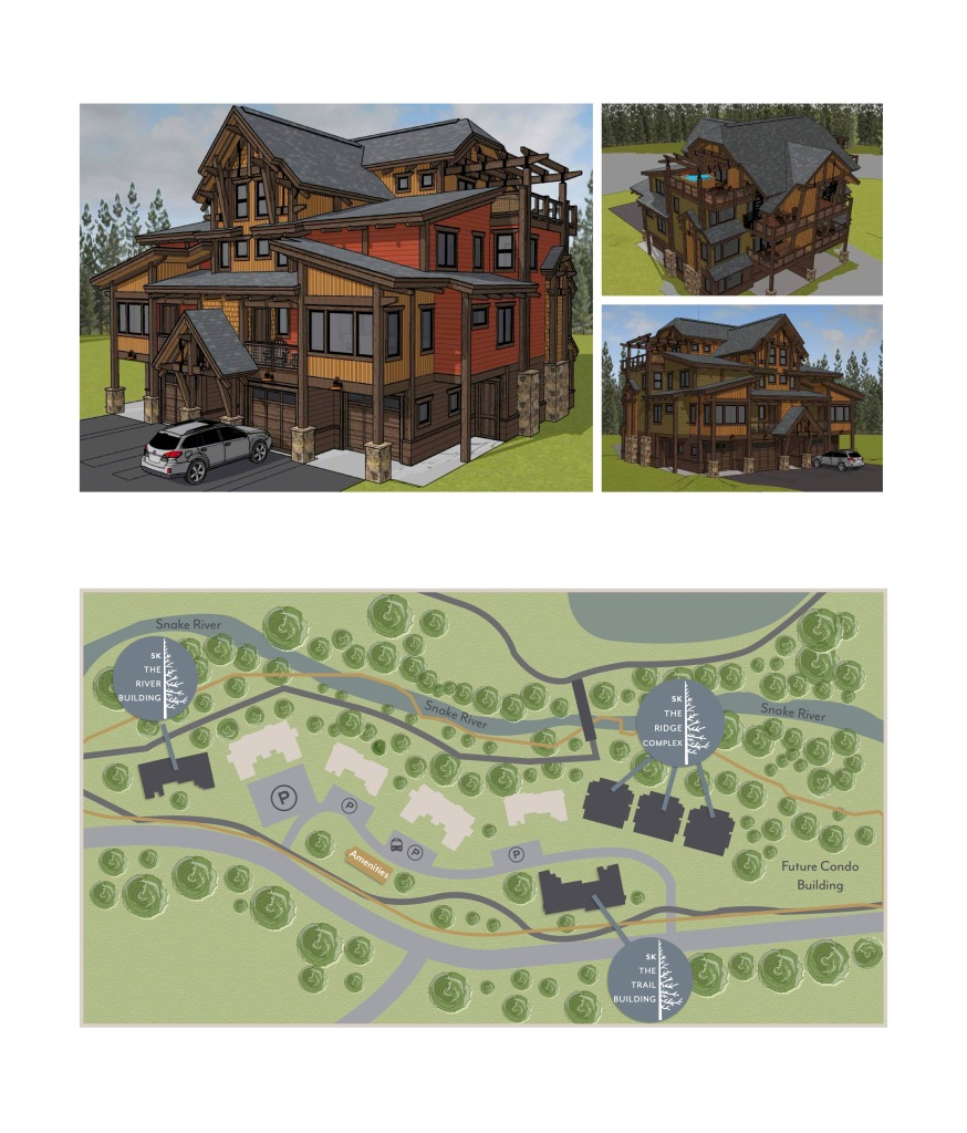 ridge complex plans
